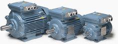 Electric motors (photo credit: ABB)