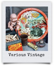 Agent Vintage. Out of town but do local deliveries, can buy online.