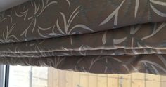 Put a bottom bar in - Sew-Helpful Blog - How we don't make our blinds