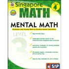 Singapore Mental Math is a great addition to whatever math program you choose! Keeps the mind working without a calculator. #homeschool #curriculum
