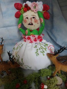 fraise des bois http://chezmariefil.canalblog.com/