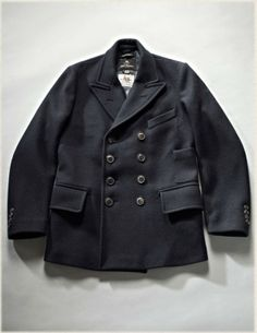 pea coat ‹ authentic by nigel cabourn