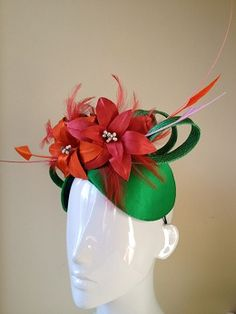 Hats by Leighanne Michelle, Millinery for Spring Racing