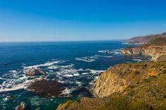 #bay #beach #blue sky #cliff #coast #daylight #grass #island #landscape #mountains #nature #ocean #outdoors #rocks #scenery #sea #seascape #seashore #sky #surf #water #waves