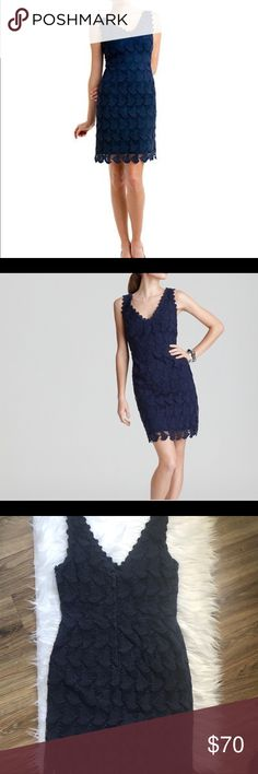Lilly Pulitzer navy reeves lace sailboat dress Lilly Pulitzer navy reeves lace sailboat dress. Size 10 EUC. From smoke free pet free home. Reasonable offers and bundles welcome! Lilly Pulitzer Dresses