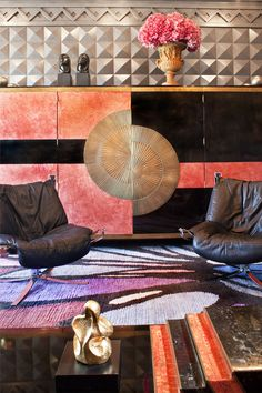 KELLY WEARSTLER | INTERIORS. Bellagio Residence