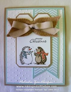 November 29th, 2013 InkingOutOfTheBox - Natasha Zandbergen, Stampin Up! Demonstrator, Calgary, Alberta CANADA Best of Snow samples-5