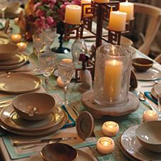 What an inviting table !