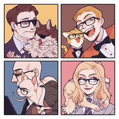 This is such a cutieeee♡ Character Concept, Character Art, Concept Art, Anime Images, Drawing Reference, Drawing Tips, Kingsman The Secret Service, Kings Man, Dibujos Cute