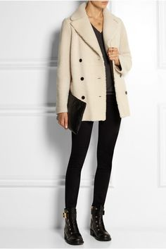 dream teddy coat ...Joseph | Cadet reversible shearling coat | NET-A-PORTER.COM