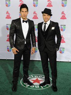 The Venezuelan duo Chino y Nacho