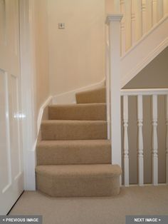 Loft conversion staircases in Bristol and Bath - Skyline Loft Conversions Loft Conversion Types, Loft Conversion Stairs, Attic Conversion, Loft Conversions, Loft Conversion Ensuite, Attic Bedroom Designs, Attic Bedrooms, Hallway Designs, Small Attic Room