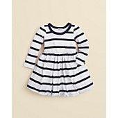 Splendid Infant Girls' Venice Stripe Bubble Dress - Sizes 3-24 Months