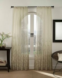 22 Best Double Curtains Images Double Curtains Double