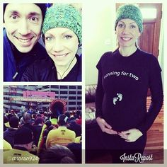 Gorgeous fitbumps share @Rachel Moran at 19 weeks ran the turkey day 5km. Awesome
