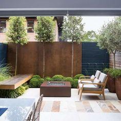 Modern Courtyard, Small Courtyard Gardens, Small Courtyards, Courtyard House, Modern Patio, Courtyard Wedding, Front Courtyard, Internal Courtyard, Italian Courtyard