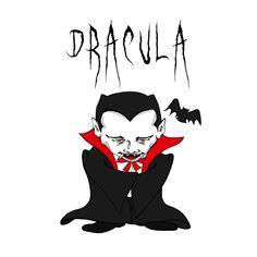 dracula character design