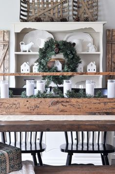 simple christmas dining room - Target Christmas Decorations 2016