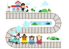 ILL148, 5월이벤트데이, 5월, 이벤트데이, 이벤트, 에프지아이, 벡터, 사람, 생활, 라이프, 캐릭터, 남자, 여자, 어린이날, 소년, 소녀, 어린이, 친구, 단체, 웃음, 쾌활, 행복, 기차역, 역장, 동물, 고양이, 기차, 4인, 기차길, 오리, 구름, 교통, 배, 건물, 나무, 서있는, 모자, 일러스트, illust, illustration #유토이미지 #프리진 #utoimage #freegine 19890855
