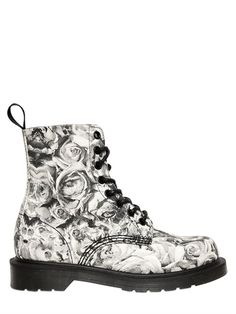 CULT CLASSIC - pre-order ships march 2014 booties with Skull   Roses print! 7b49577912