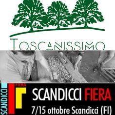 """Vieni a a """"Scandicci Fiera 2017"""" a scoprire Toscanissimo, il parquet interamente fabbricato in Toscana, dal 7 al 15 ottobre!  Stand Fiorentina Parquet, Padiglione CNA -  ARTIGIANI IN FIERA."""