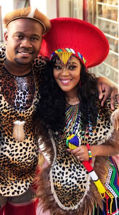 Zulu Traditional Attire, South African Traditional Dresses, African Traditional Wedding Dress, Traditional Wedding Attire, Traditional Outfits, Zulu Wedding, African Goddess, African Love, African Wedding Attire