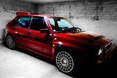 Lancia Delta, Retro Cars, Vintage Cars, True Car, Good Looking Cars, Hatchback Cars, Top Cars, Rally Car, Car Humor