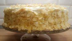 Tripla mandulatorta mascarponés krémmel - Nemzeti ételek, receptek