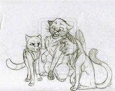 Warrior Cats Design 10 by KasaraWolf on deviantART