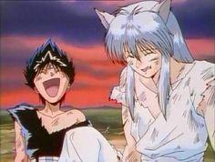 Hiei & Yoko Kurama