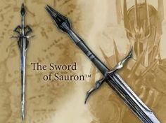 Sauron sword