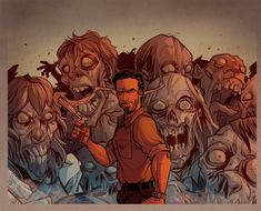 Rick Grimes - Walking Dead by blitzcadet.deviantart.com on @deviantART
