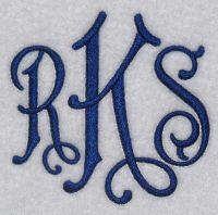 English Monogram Embroidery Font   Apex Embroidery Designs, Monogram Fonts & Alphabets