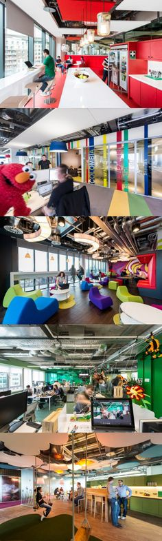 Google都柏林新办公室
