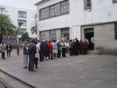 Eleitores poveiros votam numa manhã tranquila