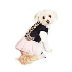 Tutu-riffic Doggy Dress available at http://doggyinwonderland.com/item_2203/Tutu-riffic-Doggy-Dress.htm