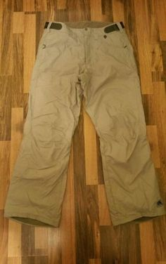 Mens nike #snowboard #trousers size m,  View more on the LINK: 	http://www.zeppy.io/product/gb/2/262427768319/