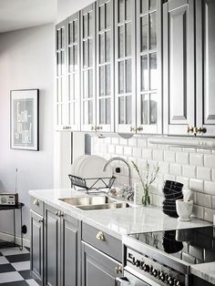 50 Shades of Gray Interiors