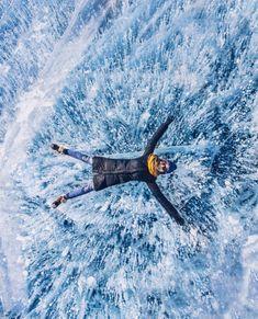 Majestic and Fairy Photography of Frozen Lake Baikal Кристина Макеева Fairy Photography, Winter Photography, Travel Photography, Lago Baikal, Polo Norte, Siberia, Meditation France, Clear Lake, Seen