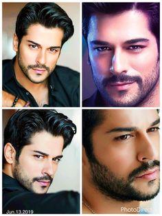 Turkish People, Turkish Men, Turkish Actors, Handsome Arab Men, Handsome Boys, Burak Ozcivit, Beautiful Men Faces, Sad Pictures, Cute Stars