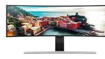 Lo nuevo de Samsung es todo pantalla: 49 panorámicas pulgadas 'con doble Full HD'