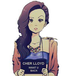 cher lloyd discography