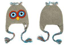 Owl - Laplander Hat