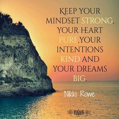 Keep Your Mindset Strong life quotes quotes positive quotes quote life quote spiritual inspiring quotes wise quotes positive thinking
