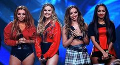 Little Mix performing Shout Out To My Ex on The X Factor Italy | 24.11.16