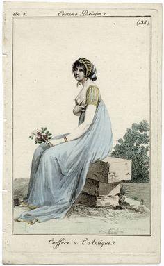 Journal des Dames et des Mode, 1798