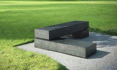 BLOCO - Mobiliário Urbano - Urban furniture Bloco05 - Ref. ME008