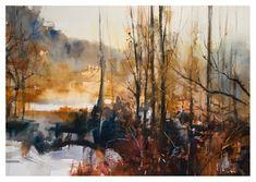 Michał Jasiewicz Akwarela Watercolour - O MNIE / ABOUT ME - MAIN