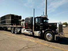 Semi Truck Parts, Semi Trucks, Peterbilt 359, Peterbilt Trucks, Big Rig Trucks, Cool Trucks, Truck Transport, Heavy Truck, Classic Trucks