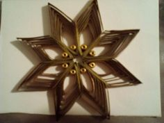 Quiling star